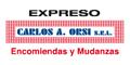 Teléfono de Expreso Carlos A Orsi Srl