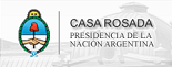 Teléfono de Presidencia de la nacion