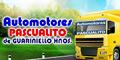 Telefono Automotores Pascualito