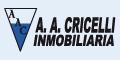 Telefono Inmobiliaria A A Cricelli – Venta – Administracion – Tasaciones
