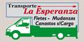 Telefono La Esperanza Transporte