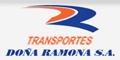 Telefono Transportes Doña Ramona Sa