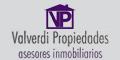Telefono Valverdi Propiedades – Asesores Inmobiliarios