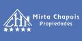 Telefono Mirta Chapuis Propiedades – Alq – Ventas – Mar Del Tuyu